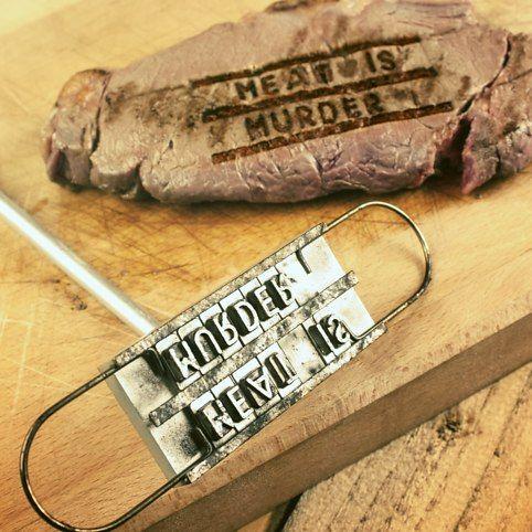 £14.99 BBQ Branding Iron at Firebox.com
