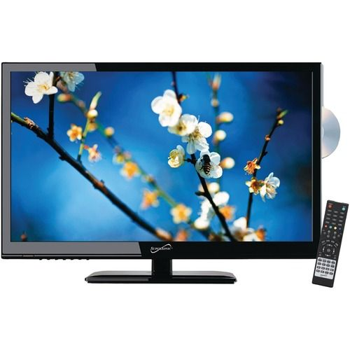 """Supersonic 24"""""""" Led Tv And Dvd Combination"""