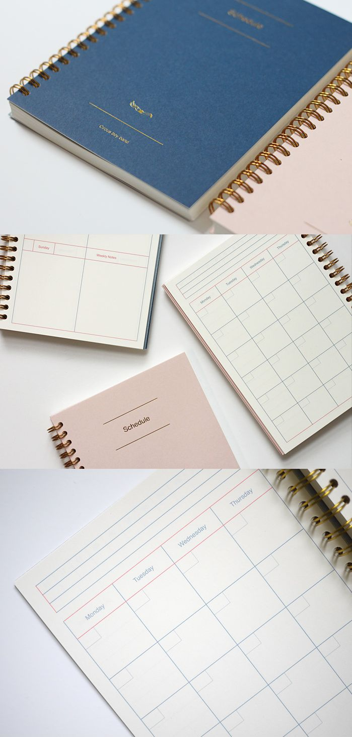 Sometimes, simple and clean is just better! The CBB Basic Scheduler is a dateless planner with a cute and minimalistic design that allows you plan up to 14 months. With the versatile yearly, monthly, and weekly plan pages, plan where and how you want. Check out this spiral-bound cutie and see all the details!