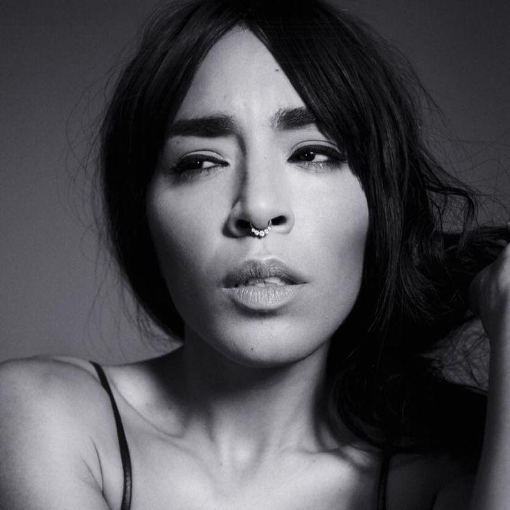 Loreen Talhaoui Septum | Nytt med Loreen: paper light