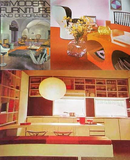Robert Harling's 1971 Modern Furniture and Decoration