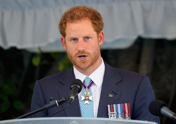 Prince Harry Photos Photos - Prince Harry attends a Toast to the Nation Event on day 10 of an official visit to the Caribbean on November 30, 2016 in  Bridgetown, Barbados. Prince Harry's visit to The Caribbean marks the 35th Anniversary of Independence in Antigua and Barbuda and the 50th Anniversary of Independence in Barbados and Guyana. - Prince Harry Visits the Caribbean - Day 11