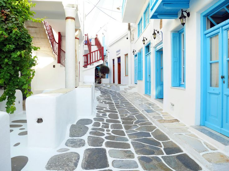 Mykonos Calling! - This is Sivylla