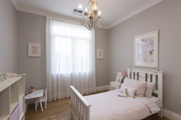 Dulux Vanilla Quake, guest room and nursery