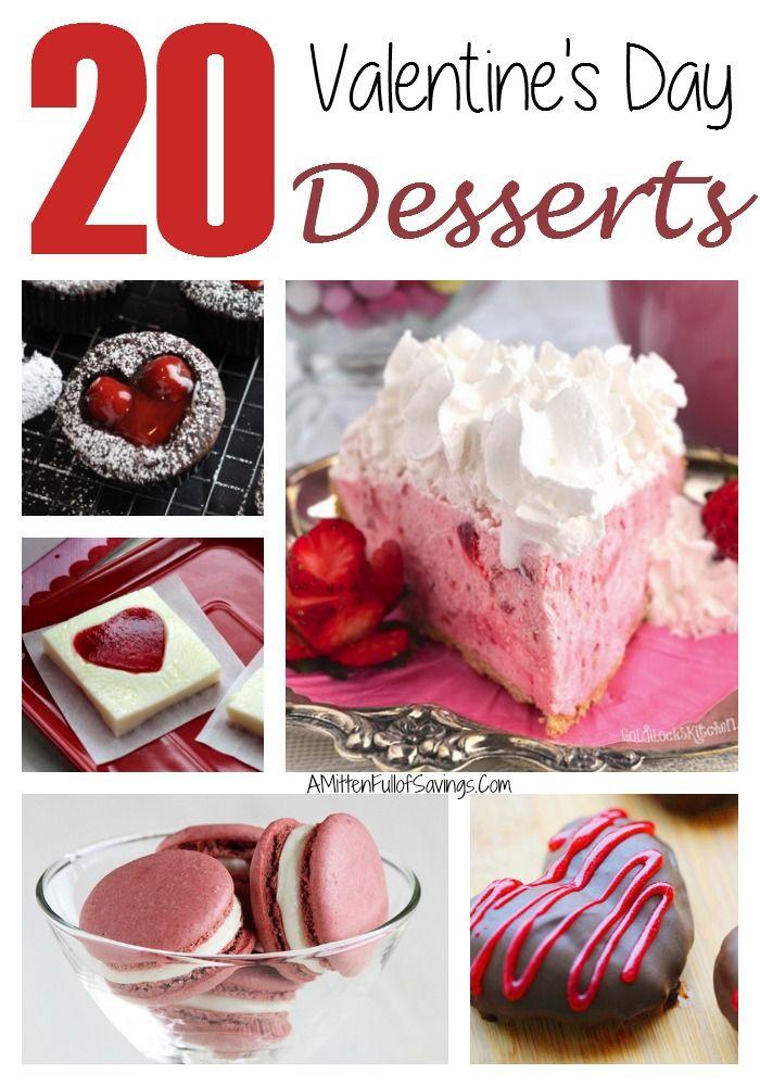 20 Valentine S Day Desserts