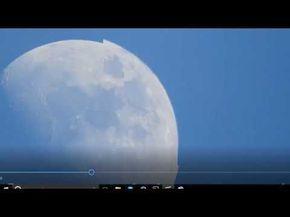 Moons Orbit Shifted 34 Degrees In Twelve Days! ALERT...ALERT....ALERT - YouTube