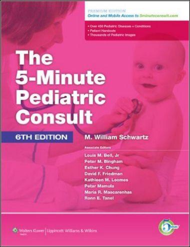5 Minute Pediatric Consult 6th Edition [PDF]