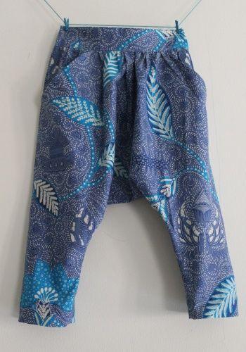 Toddler Hammer Pants by Meg | Project | Sewing / Kids & Baby | Pants & Shorts | Kollabora
