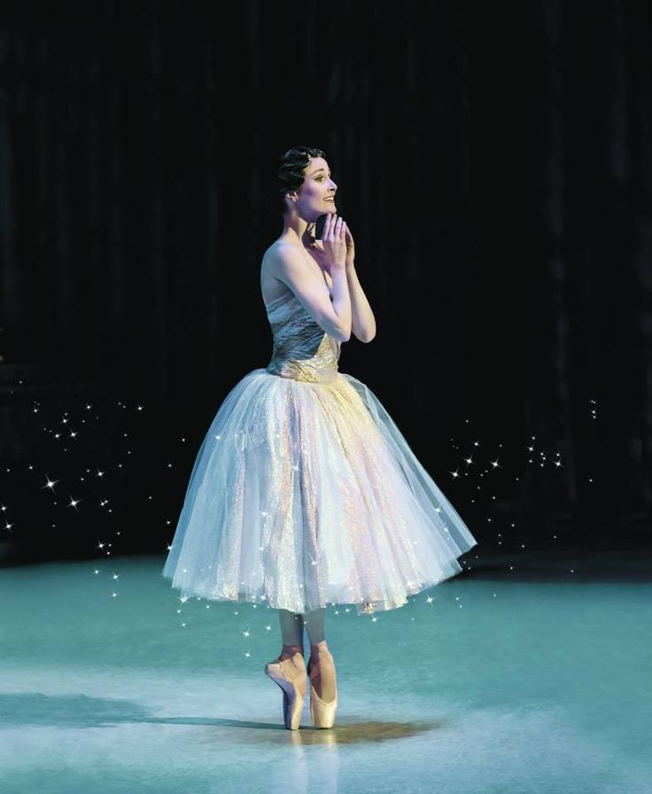 The Australian Ballet Cinderella - Fairytale Beauty Amber Scott in Cinderella. Photography Lynette Wills.