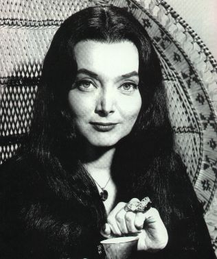 The life and death of Carolyn Jones and the cast of The Addams Family