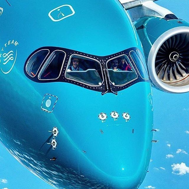 hungld @aviation4u #vietnamairlines #a350 #airbus #aircraft #airplane