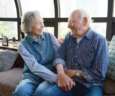 If You Want to Stay Married for 75 Years, Do What This Couple Did | The Good News - Yahoo Shine