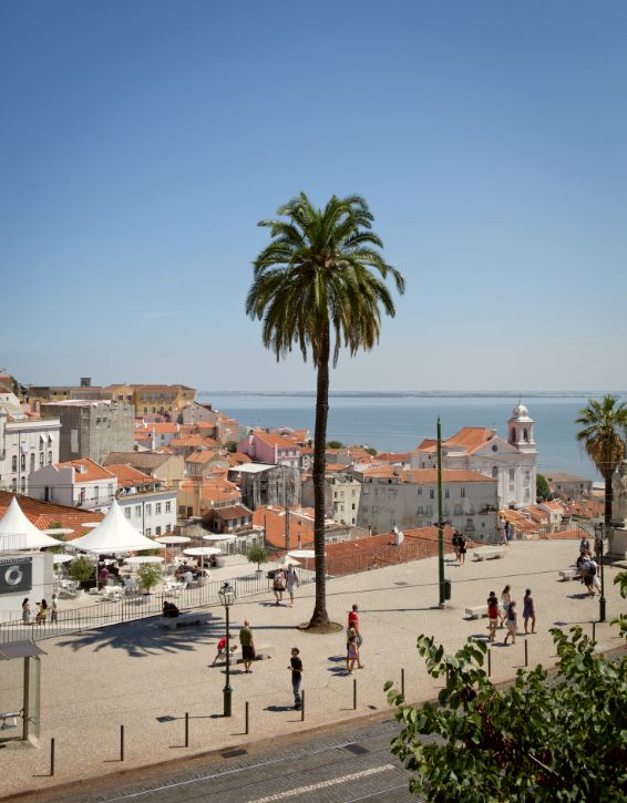 A clutch of small, stylish, and affordable hotel and restaurant openings has revitalized #Lisbon′s oldest neighborhoods, turning Portugal's capital into one of Europe's most vibrant destinations.