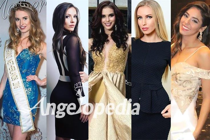 Miss Eco International 2017 Top 10 Hot Picks