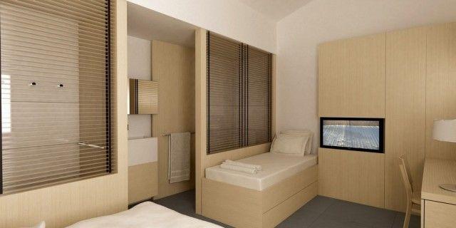 S3 arquitectos | Hotel Belorizonte - bungalows