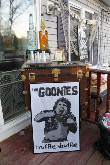Little Bella Boo: Goonies Party!!                                                                                                                                                      More