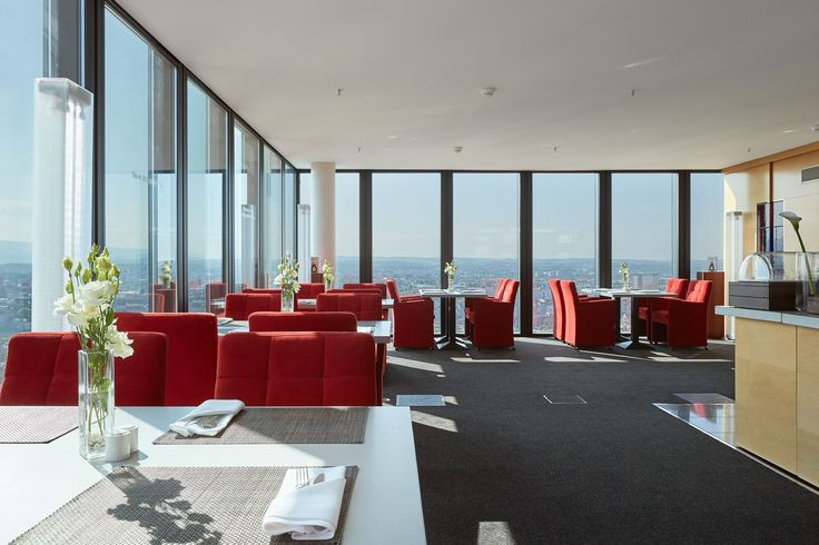 Executive Lounge im Hyperion Hotel Basel | Offizielle Webseite