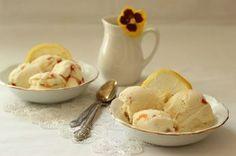 СЛАДКОЕЖКА - Лимонное мороженое.