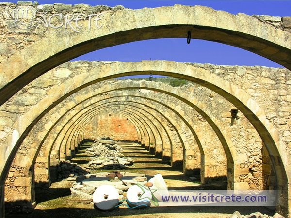 Crete, Chania, Agios Georgios karydion