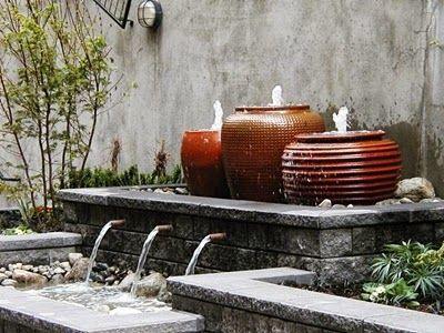 Exquisite Water Fountain Design Ideas