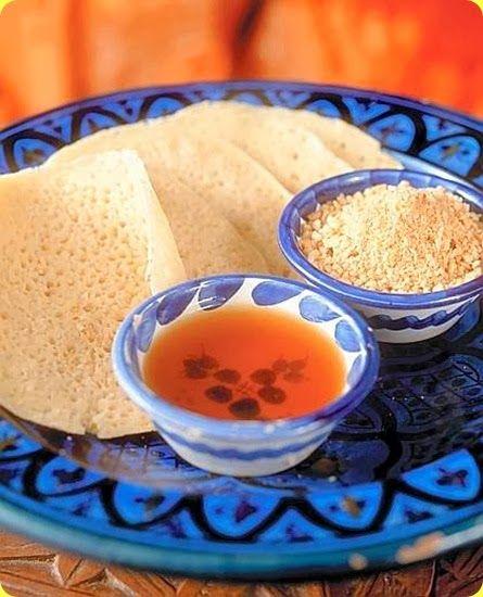 """Baghrir """"crepe alla marocchina"""" assomiglia ad un Pancake, ma non lo è…"""