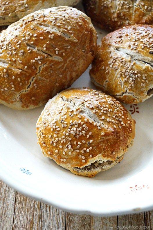 glutenvrije paas broodjes