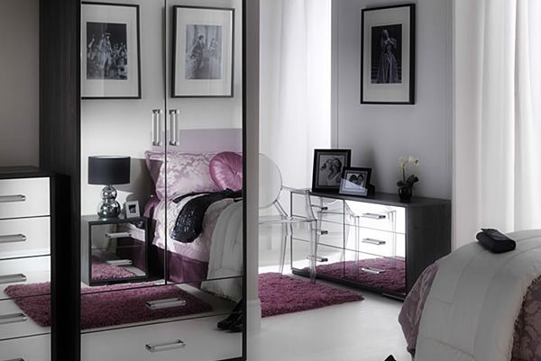 awesome  Mirrored Bedroom Furniture Sets for Elegant and Luxury Designs ,  Mirrored bedroom furniture sets is a kind of unique bedroom furniture sets made from glass as main material or combination of glass and wood. The de..., http://www.designbabylon-interiors.com/mirrored-bedroom-furniture-sets-for-elegant-and-luxury-designs/
