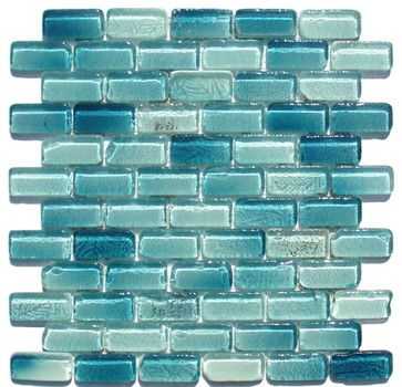 Crystal glass mosaic serie - Beach Style - Tile - Other Metro - MEITIAN MOSAIC CO.,LTD