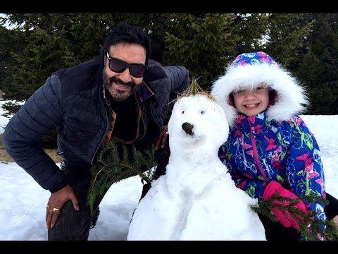 Meet Ajay Devgn's daughter in Shivaay