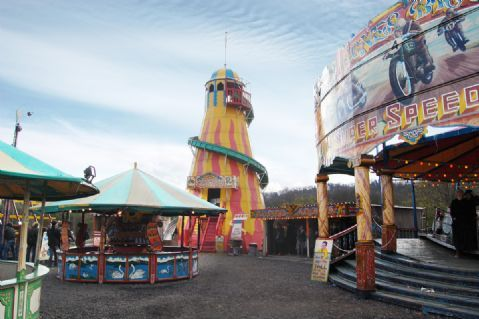 The Fairground - Black Country Living Museum