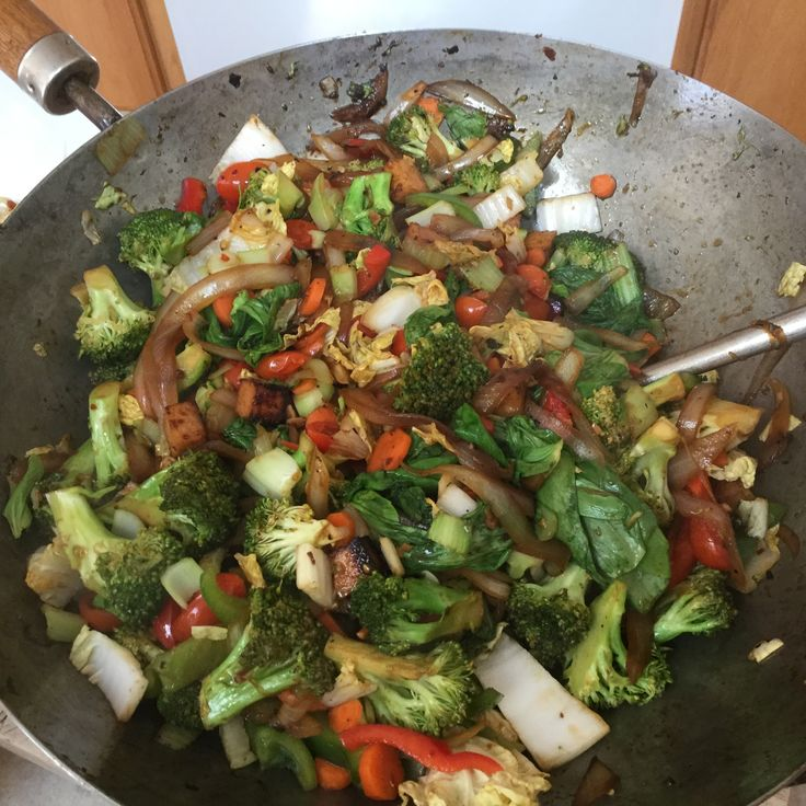 More Stirfry