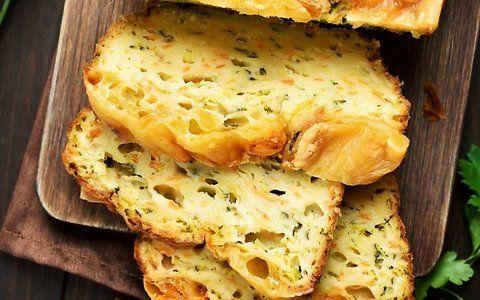 Nepajėgsite atsispirti: cukinijų ir sūrio pyragas - Mano sodas ir kiemas - m.manonamai.lt