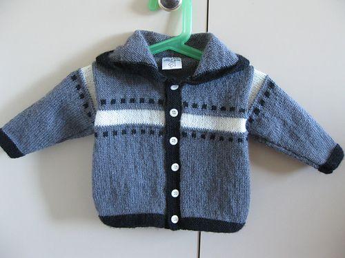 Ravelry: Barry Bear Hoodie Jacket pattern by Heather Granger
