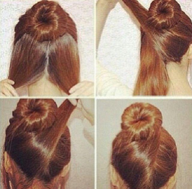 Hair Bun!