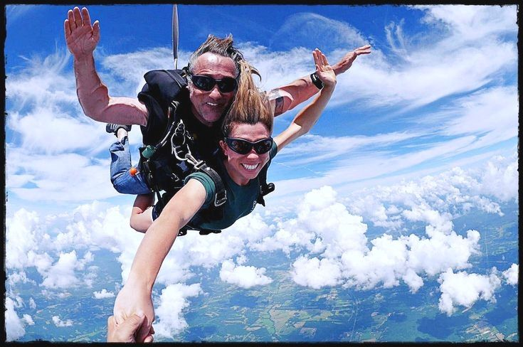 Pin By Elizabeth T Glover On Skydiving With Images Skydiving Experience Skydiving Travel