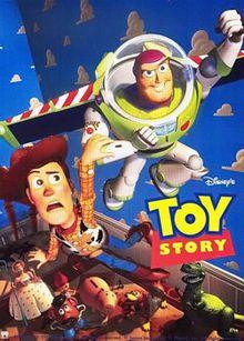 Oyuncak Hikayesi - Vikipedi-22 KASIM 1995 - Tamamı bilgisayar desteği ile oluşturulmuş ilk uzun metrajlı konulu Animasyon film olan Oyuncak Hikayesi gösterime verildi.