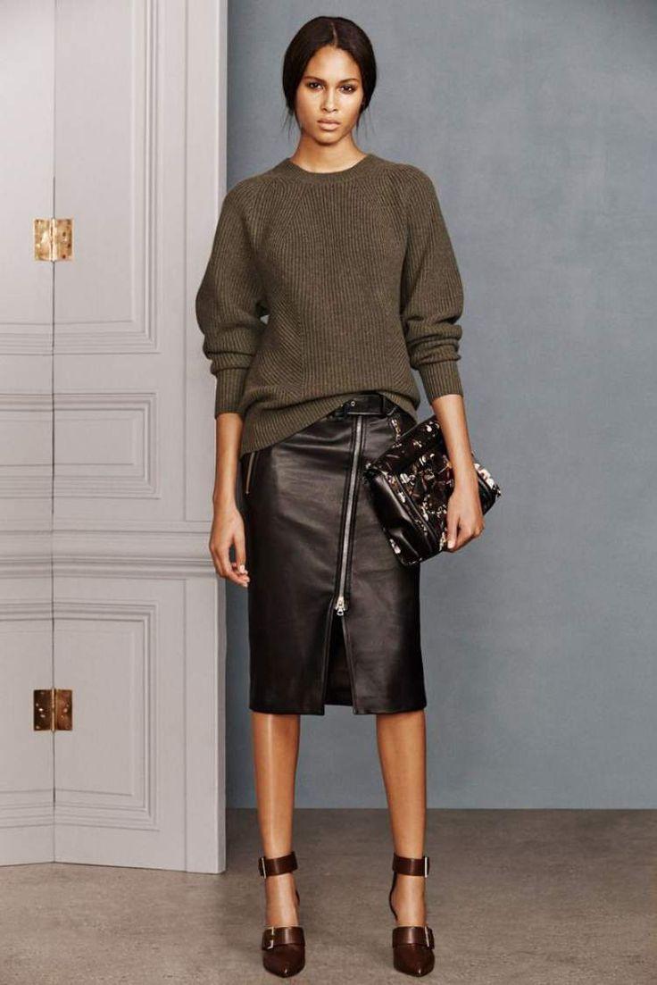 tricô entre as tendências da moda outono/inverno 2017