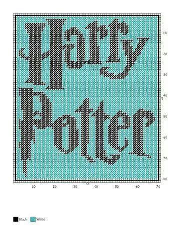 24 Best Plastic Canvas Harry Potter Images On Pinterest