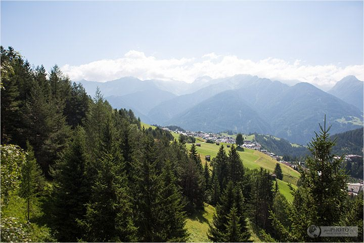 Serfaus-Fiss-Ladis - Alpen Bergpanorama - Mountains and alps