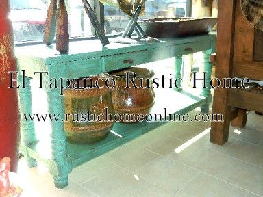 17 Best Images About Console Tables On Pinterest El Paso Circle Pattern And Mexican Art