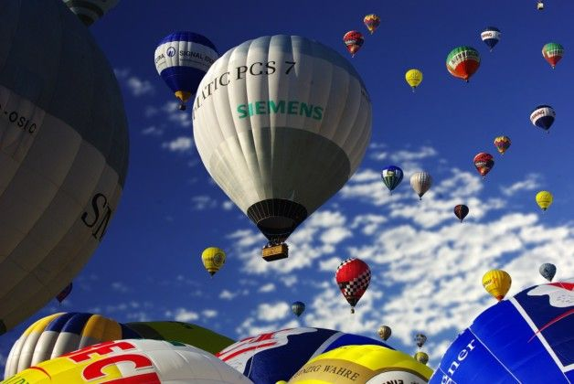 Bristol Balloon Fiesta is on this weekend - have you booked private static caravan accommodation?