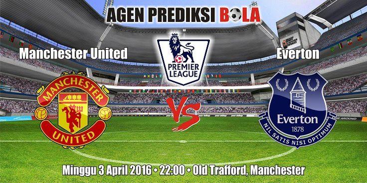Prediksi Bola Manchester United vs Everton 3 April 2016