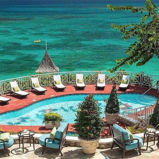 Sandals Royal Plantation, Jamaica.  • @sandalsresorts