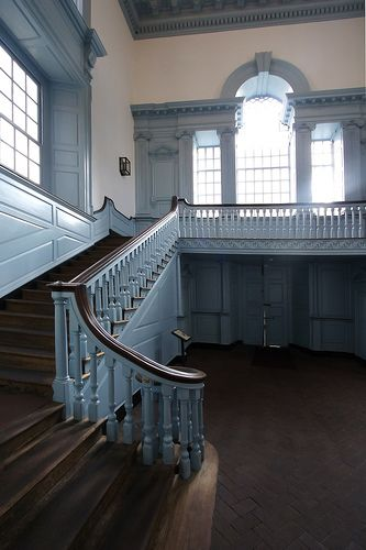 Stairs at Independence Hall-Philadelphia by crabsandbeer (Kevin Moore), via Flickr
