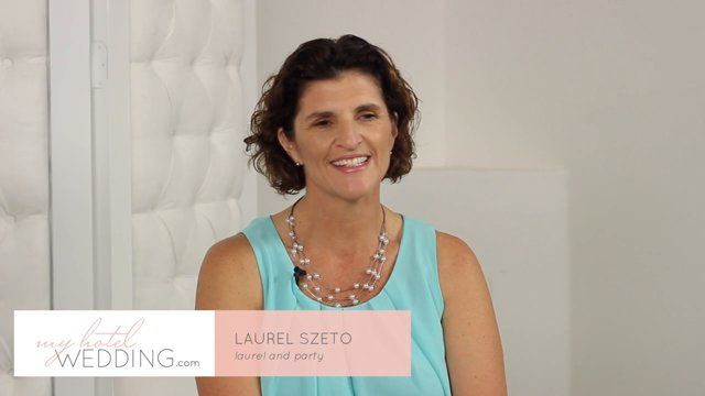 Laurel Szeto, Owner of Laurel & Party, talks about the most overlooked wedding details as well as why hotel weddings are the best.  So back to the video, be sure ...