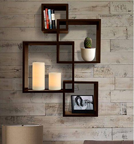 Decorative Wall Shelves Espresso : Best images about hallway on d wall black