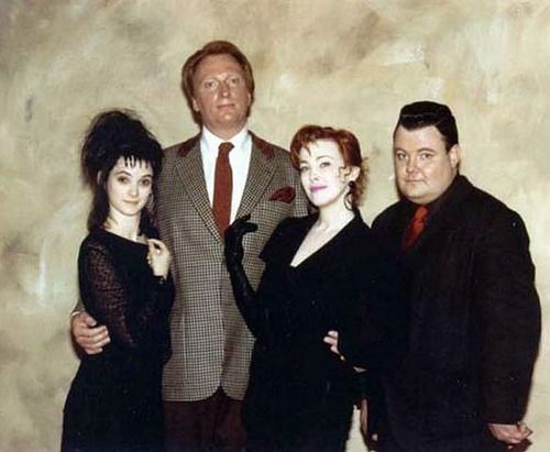 The Deetz Family with Otho