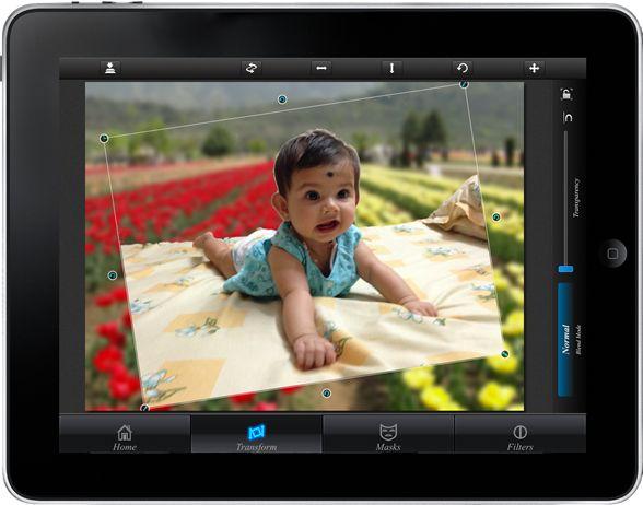 Superimpose - Photography Editing Software Using Layers ...