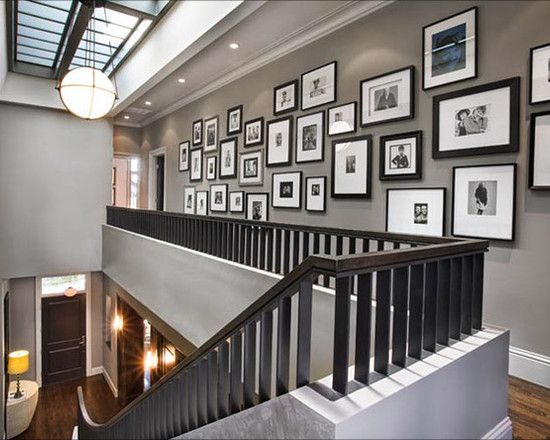 love the pictures on the wallWall Colors, Ideas, Frames, Photo Walls, Gallery Walls, Grey Wall, Photos Wall, Pictures Wall, Gray Wall