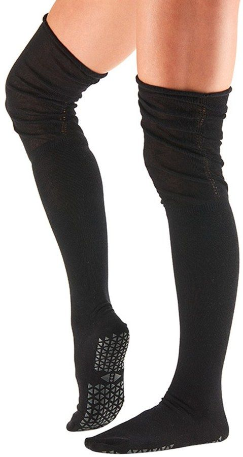Tavi Noir Charlie Thigh High Barre Grip Socks 8158169